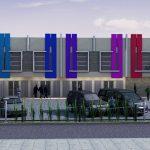 Desain Ruko Minimalis 2 Lantai Berlokasi Di Kota Pati