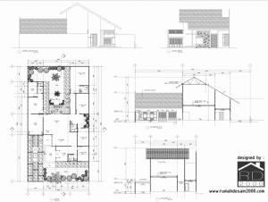 denah-rumah-minimalis-cinere-300x226   - Jasa desain rumah - Rumah Desain 2000