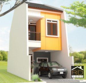 Perspektif-tampak-rumah-model-minimalis-300x288 Desain Rumah Project Lists   - Jasa desain rumah - Rumah Desain 2000
