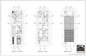 denah-gambar-rumah-minimalis-300x195 Desain Rumah Project Lists   - Jasa desain rumah - Rumah Desain 2000