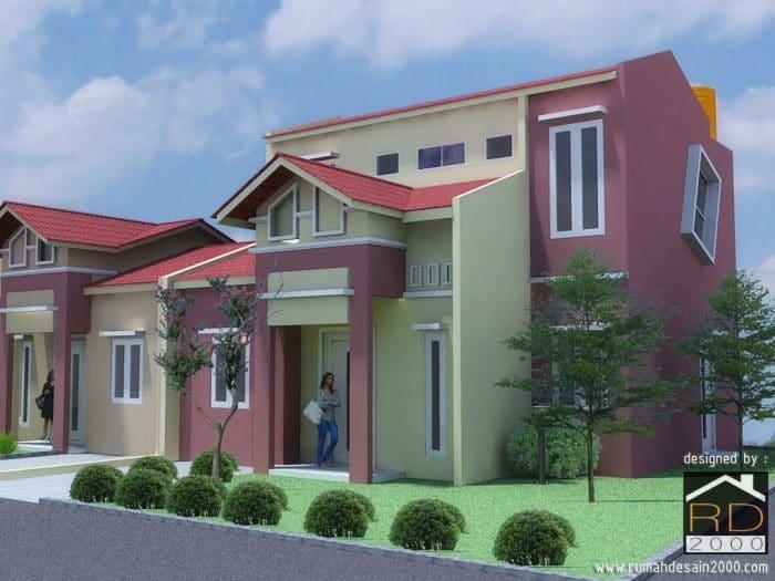 Renovasi Rumah Ibu Eva Berlokasi Di Bekasi