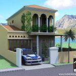 Desain-rumah-mediterania-tampak-perspektif-150x150   - Jasa desain rumah - Rumah Desain 2000