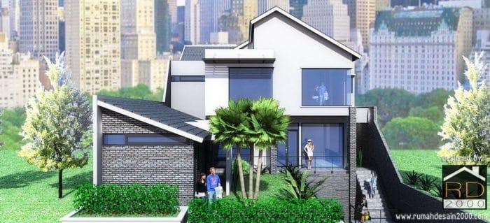 Rumah Mewah Dengan Konsep Minimalis