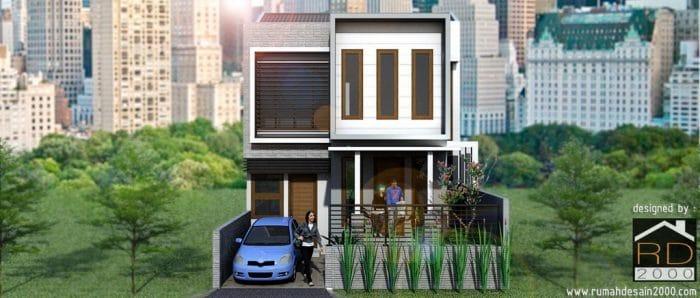 Gambar Tampak Depan Renovasi Rumah Di Perumahan