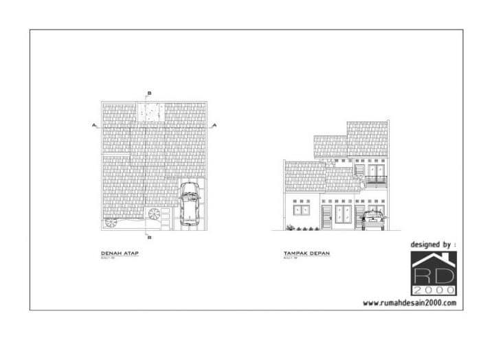 Gambar Desain Renovasi Rumah BTN Di Sumatera Utara