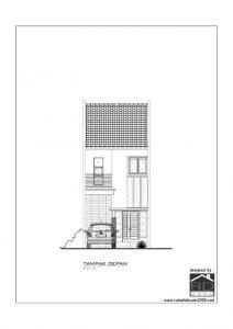 700 Koleksi Gambar Arsitek Rumah Tampak Depan Gratis Terbaru