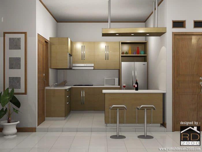 630 Foto Desain Dapur Di Depan HD Gratid Yang Bisa Anda Tiru
