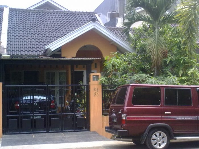 dokumentasi rumah eksisting Taman Laguna