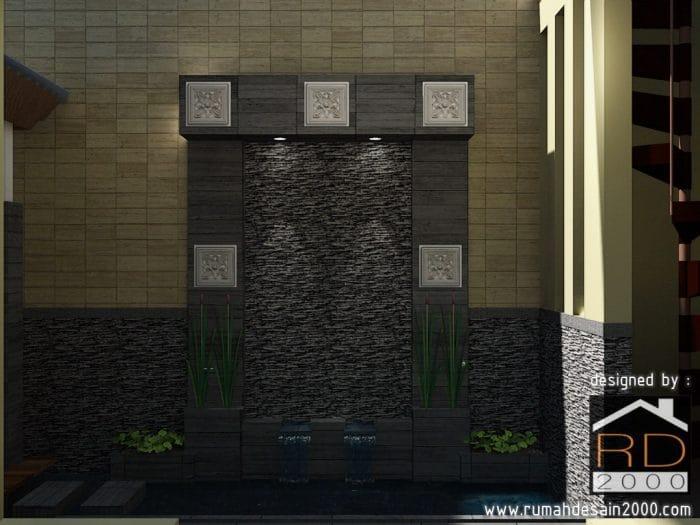 Gambar Desain Taman Minimalis Bandung