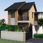 Tampak-perspektif-rumah-minimalis-2-lantai-150x150   - Jasa desain rumah - Rumah Desain 2000