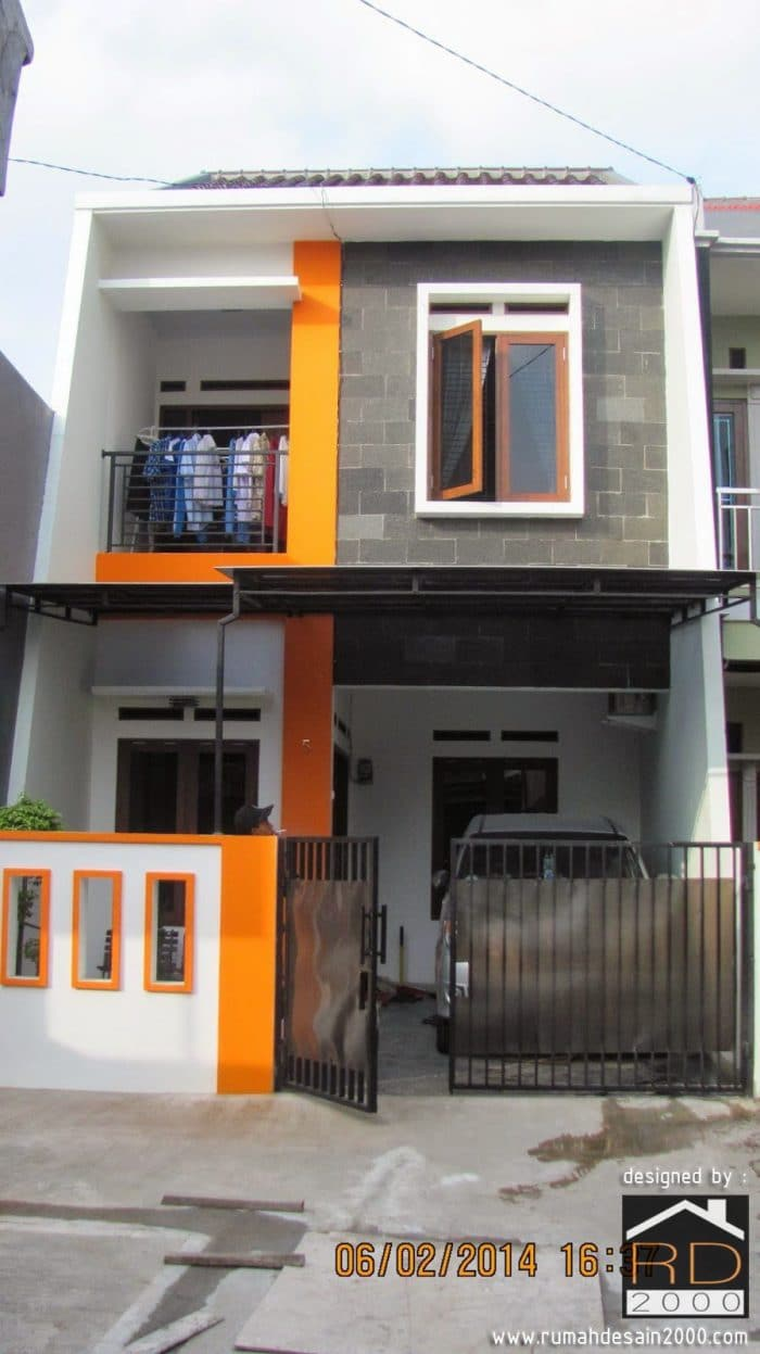 Gambar Rumah Ukuran 5 X 10 Meter