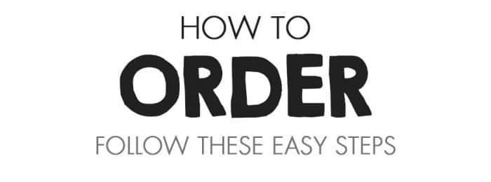 gambar how to order