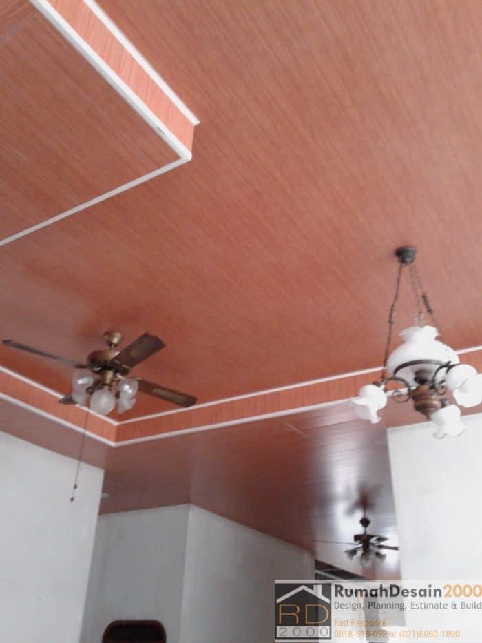 Pekerjaan-plafond-teras-pisangan-timur