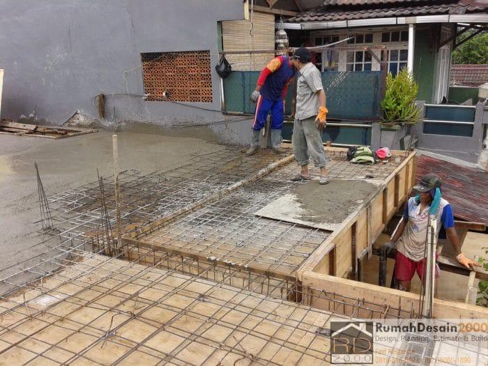 Pengecoran-dak-lantai-rumah-pondok-gede