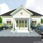 Tampak-depan-rumah-kolonial-satu-lantai-150x150   - Jasa desain rumah - Rumah Desain 2000