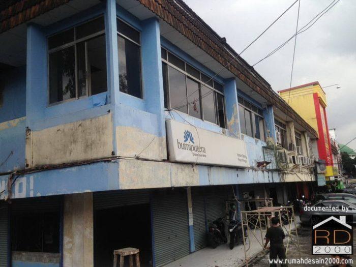 Bangunan-kantor-minimalis-eksisting-700x525 Bangunan Interior Project Lists Ruko   - Jasa desain rumah - Rumah Desain 2000