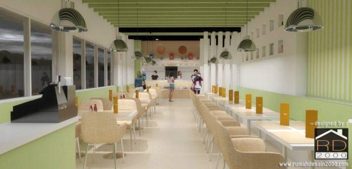 Interior-restoran-kecil-700x336 Bangunan Interior Project Lists Ruko   - Jasa desain rumah - Rumah Desain 2000