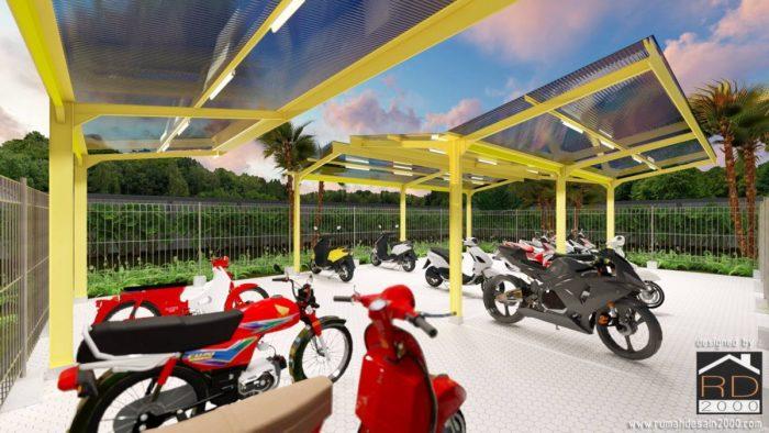 gambar-parkiran-motor-700x394 Bangunan Pekerjaan Sipil Project Lists