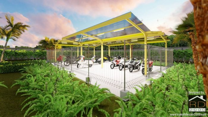 parkiran-motor-minimalis-700x394 Bangunan Pekerjaan Sipil Project Lists