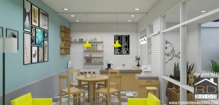 ruang-cafe-minimalis-700x336 Cafetaria Interior Kantor Project Lists